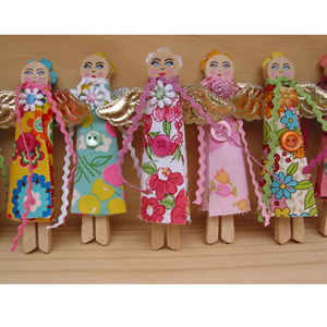 Kitty's Peg Doll Kits