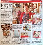 My Essentials feature, Ballarat Courier - October 2013